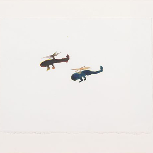 Lucia Nogueira - Untitled, (Helicopters)